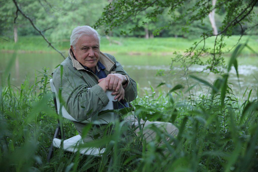 David Attenborough Pennsylvania